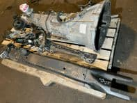 2007 MAZDA RX8 231 6 SPEED GEARBOX KIT + CARBON PROP SHAFT  BRACE PEDALS LEVER